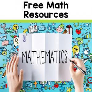 Free Math Resources