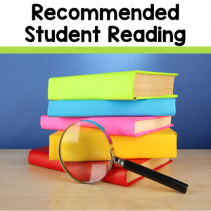 Recommended Student Reading