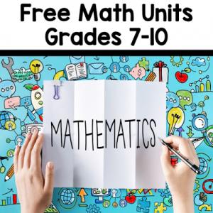 TIPS4RM – Free Math Units Grades 7-12