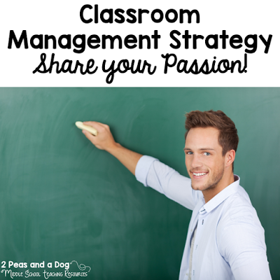 Being an effective teacher does not always involve the latest and greatest strategies. It means letting your students connect with you by sharing parts of your non-teacher self from the 2 Peas and a Dog blog.