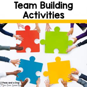 Team Building Activities Guest Post