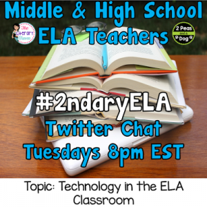 Technology in the ELA Classroom