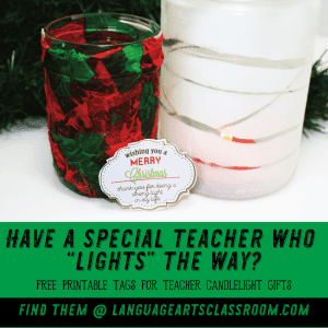 Teacher Gift Ideas for the Holiday Season