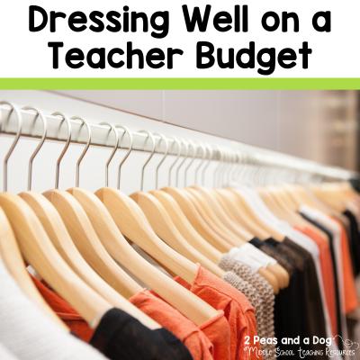 Teacher Life Hack Binder Clip Cord Organization - 2 Peas and