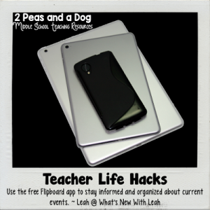 Teacher Life Hacks Flipboard App