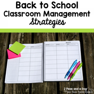 Back to School: Classroom Management Tips and Resources