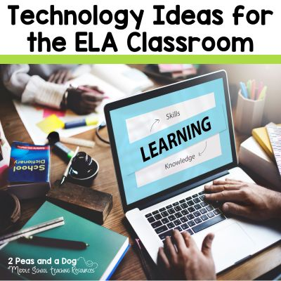 Technology can be a great tool for teacher collaboration, student learning as well as student assessment. Read great ideas on how to use more technology in your English Language Arts program from the 2 Peas and a Dog blog.