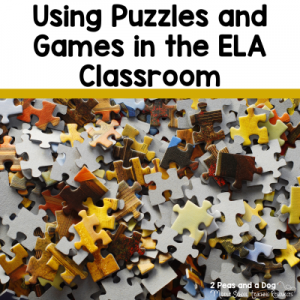Using Puzzles and Games in the Classroom to Engage Students