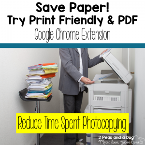 Support Digital Learning with Print Friendly and PDF