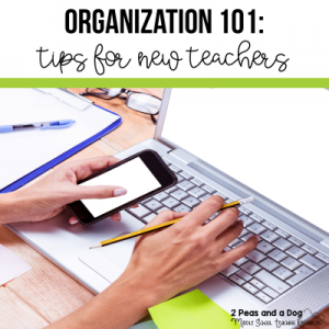 Keeping your classroom organized is not only an effective tool for teachers but it helps students achieve more independence because they are not constantly asking you where things are located. Read fantastic tips from teachers to help you achieve your organized classroom goals from 2 Peas and a Dog.