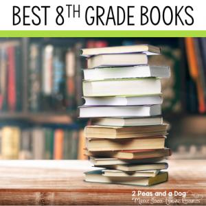 Best 8th Grade Books