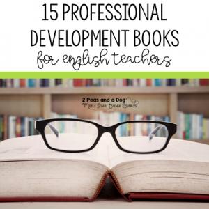 15 Professional Development Books for English Teachers