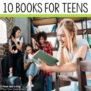 10 Books for Teen Readers