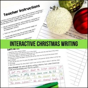 Christmas Lesson Plans for Middle School Students - 2 Peas