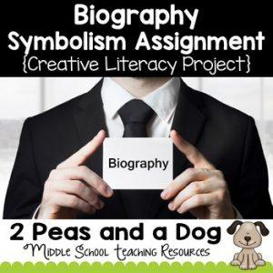 Biography Symbolism Assignment