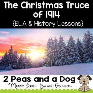 Christmas Truce of 1914 Media Analysis Unit