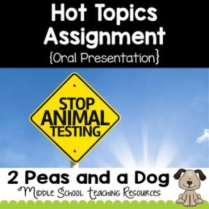 Hot Topics Class Discussion Assignment