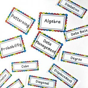 Math resources for middle school students. #middleschoolmath #mathlessons #mathteacher