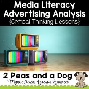 Media Literacy Unit - Analyzing Public Service Announcements and Commercials