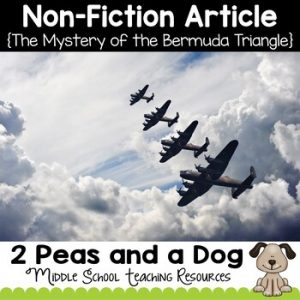 The Mystery of the Bermuda Triangle Non-Fiction Article