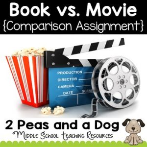 Book Versus Movie Comparison Analysis Project