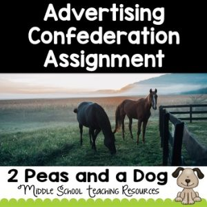 Confederation Advertisement Assignment