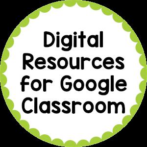 Digital Resources for Google Classroom