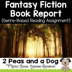 Fantasy Fiction Book Report