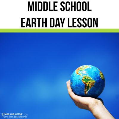 Help students learn about Earth Day with this engaging lesson plan from 2 Peas and a Dog.