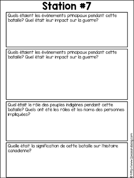 Grade 7 History Units French Edition Digital Expansion Pack