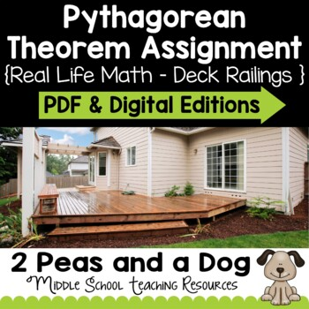 Pythagorean Theorem Assignment   Distance Learning